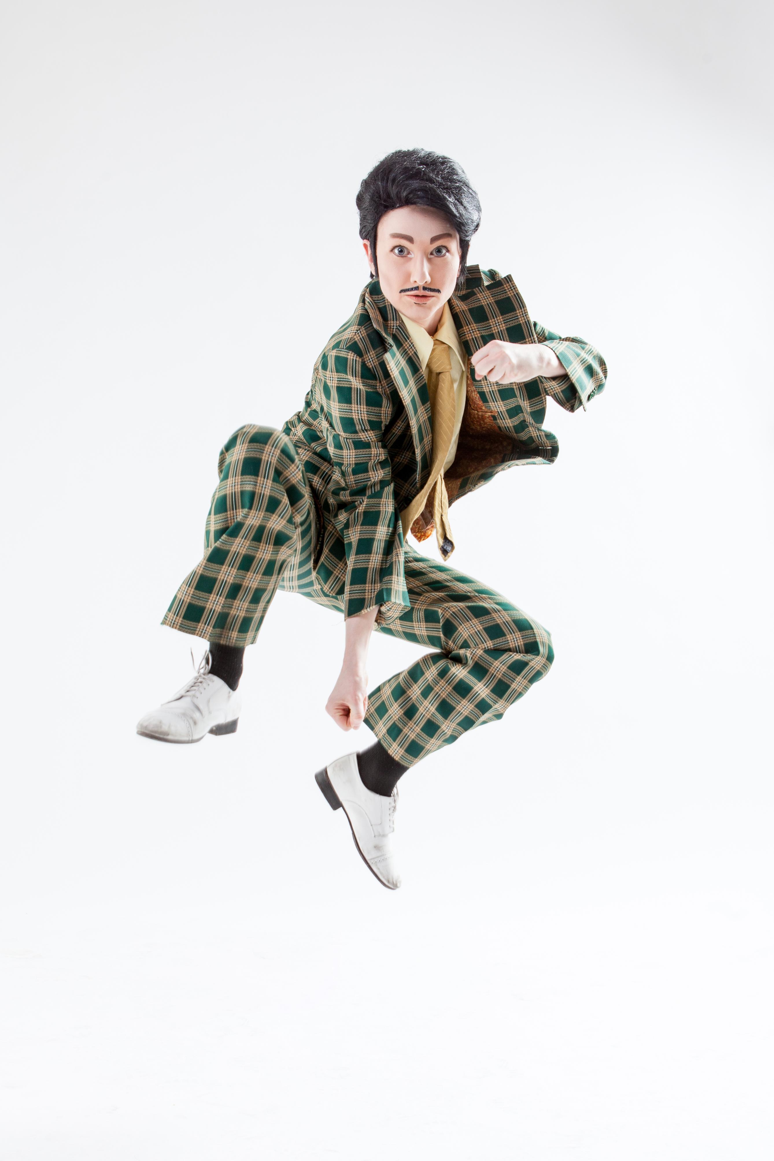 Lou jump Eric Paguio