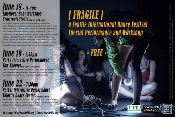 [Fragile]-Workshop-performa