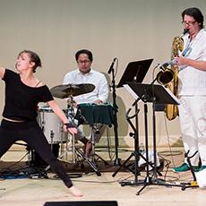 Earshot Jazz Festival Ivan Arteaga's CMD (Computers, Music, Dance) // SAT OCT 28 / 8PM