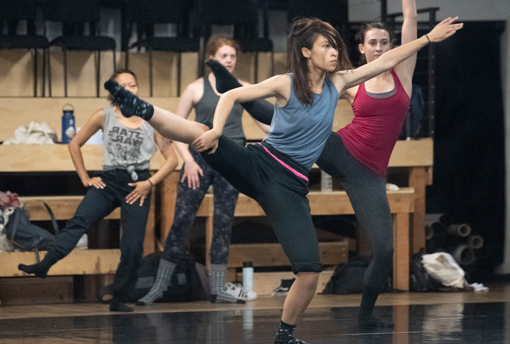 Advanced / Professional Contemporary with Kim Holloway