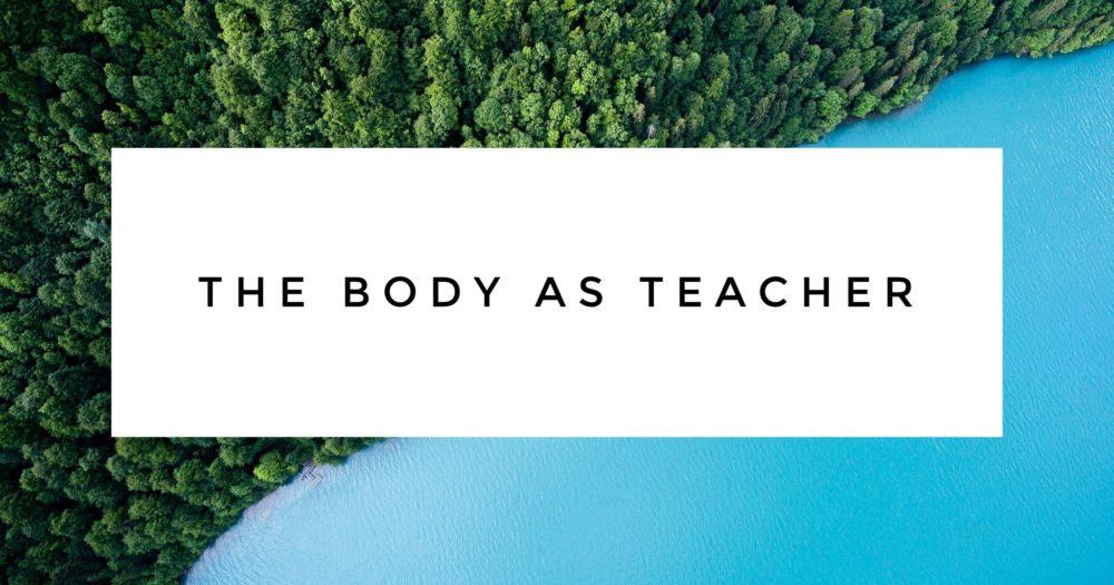 Class Image for Body As Teacher
