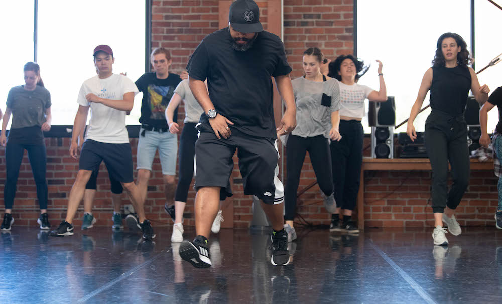Class Image for Intro to Hip-Hop: Tuesdays