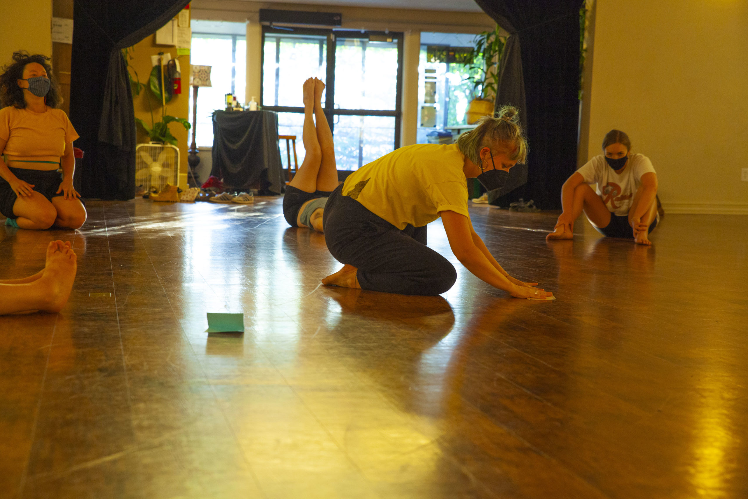 Class Image for Beginning Dance