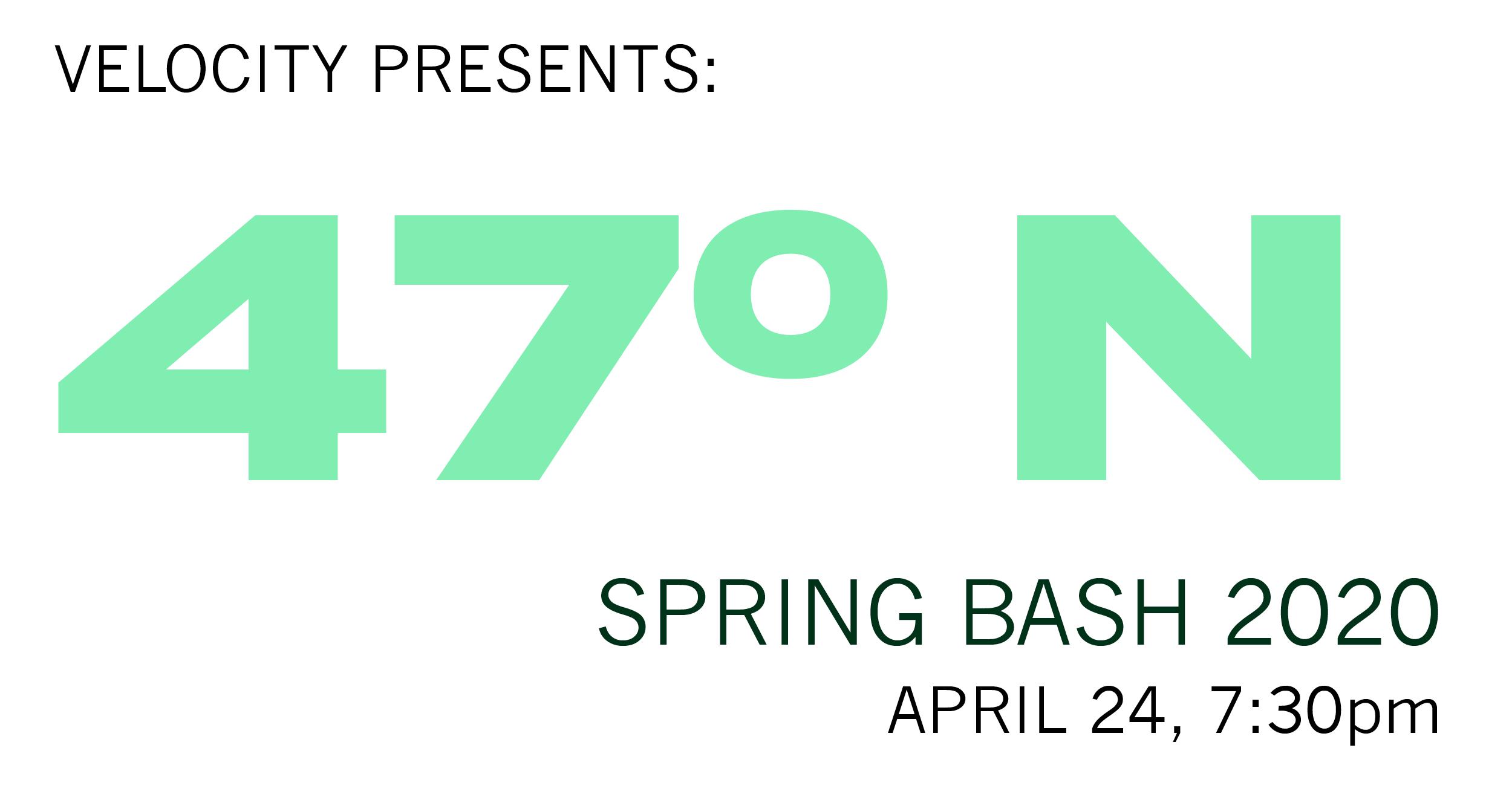 Spring Bash 2020