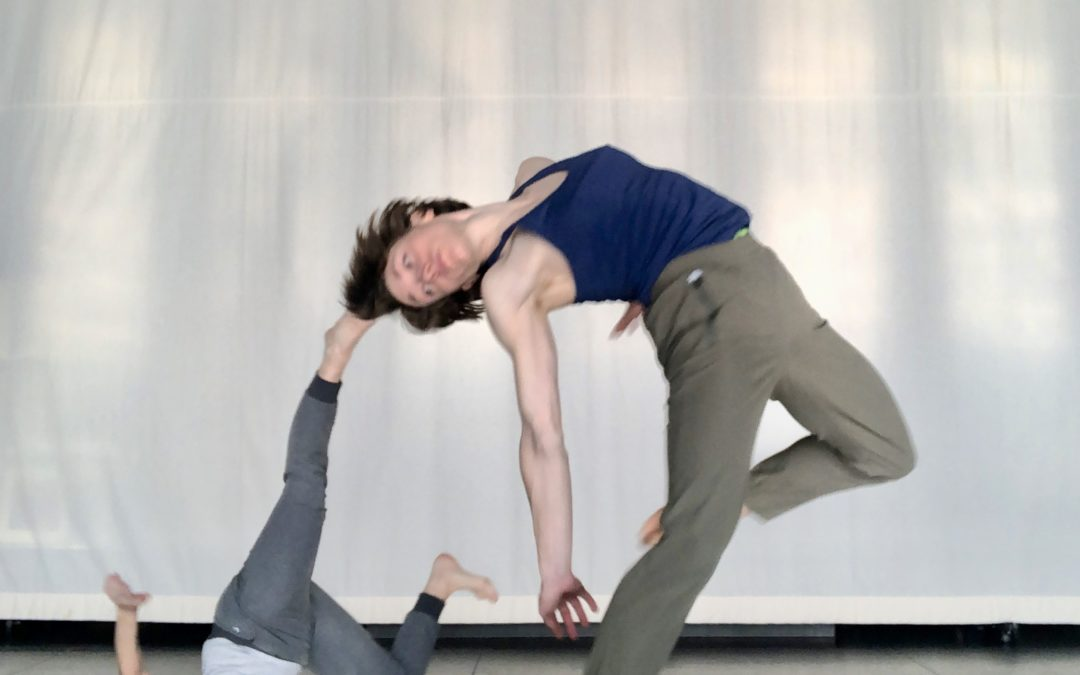 Advanced/Professional Contemporary with Molly Griffin + Emma Whiteley